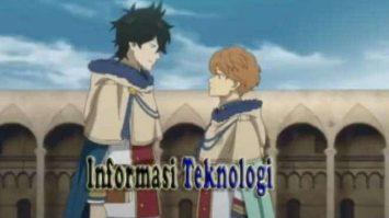 Anime Black Clover Episode 154 Subtitle Indonesia
