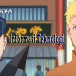 Anime Boruto Episode 176 Subtitle Indonesia