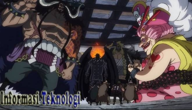 Anime One Piece Episode 953 Subtitle Indonesia