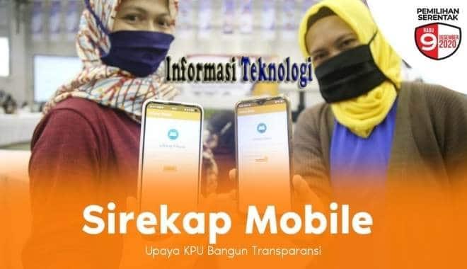 Download Aplikasi Sirekap Apk Mobile Terbaru