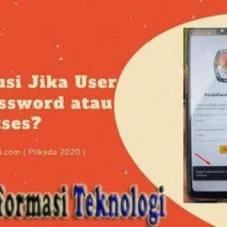 Apa Solusi Jika User Lupa Password atau Kode Akses_
