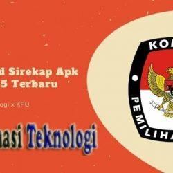 Download Sirekap Apk Versi 1.9.5 Terbaru