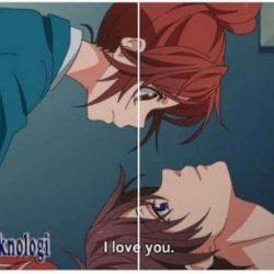 PP Anime Couple Terpisah