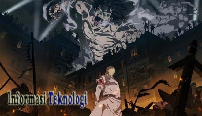 Shingeki No Kyojin Final Season 4 Episode 6 Subtitle Indonesia