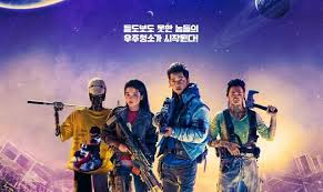 Download Film Korea Space Sweepers Sub Indo Drakorindo