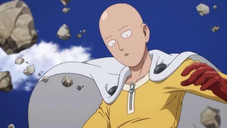 Bapak Saitama - Anime One Punch Man