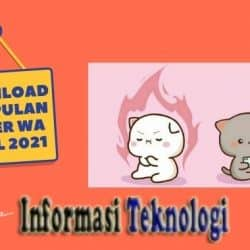 Download Kumpulan Stiker WhatsApp (WA) Viral 2021