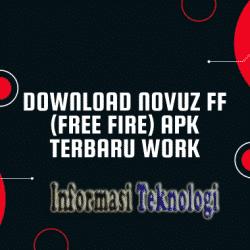 Download Novuz FF (Free Fire) Apk Terbaru Work