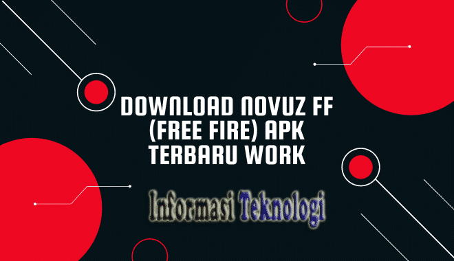 Download Novuz FF (Free Fire) Apk Terbaru Work