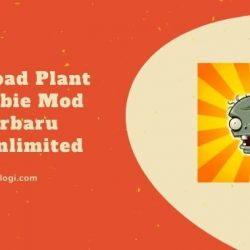 Download Plant vs Zombie Mod Apk Terbaru Koin Unlimited
