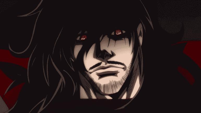 Mas Alucard - Anime Hellsing