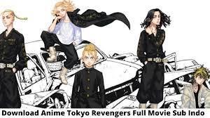 STREAMING TOKYO REVENGERS EPISODE 2 SUB INDO
