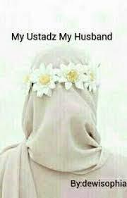 Novel My ustadz My Husband