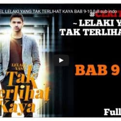 Novel Lelaki Yang Tak Terlihat Kaya Full Episode Pdf