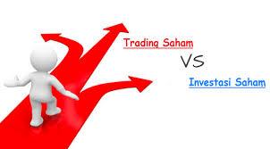 Perbedaan lain Investasi Saham dan Trading Saham
