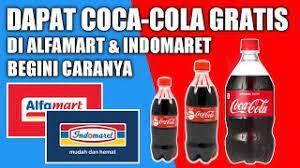 link Coca Cola Indomaret Gratis Dan Alfamart